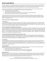 Examples Of Cover Letters For Resume by Samples Of Academic Cover Letters Http Career Ucsf Edu Grad