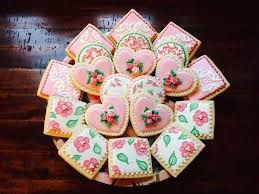 s day cookies floral mothers day cookies cookie connection