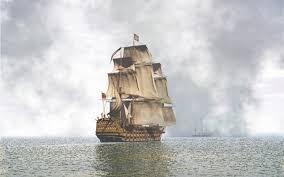 pirate sail wallpapers pirate ship nature free sailing widescreen hd 1920x1200 426817