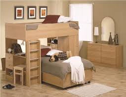 Bunk Beds With Desk Underneath Plans by Bunk Bed With Desk And Drawers Underneath Plans Affordable