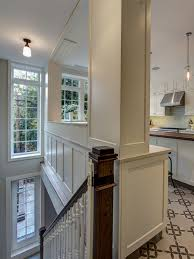 Turning A Galley Kitchen Into An Open Kitchen Opening This Floorplan Led To A Creative Approach To The Basement