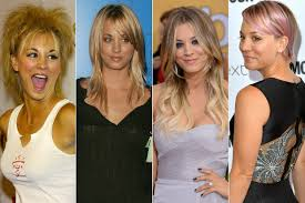 why did kaley cuoco cut her hair in a pixie cut kaley cuoco s hairstyles over the years celebuzz