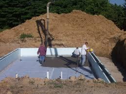 Basement Floor Insulation Green Home Sub Slab Insulation And A Basement Floor