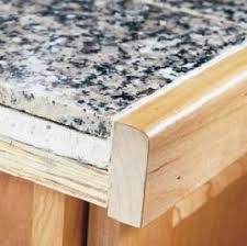How To Install A Kitchen Countertop by Best 25 Granite Tile Countertops Ideas On Pinterest Grey