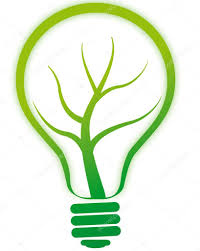 green bulb l with tree stock vector willypd 6475538
