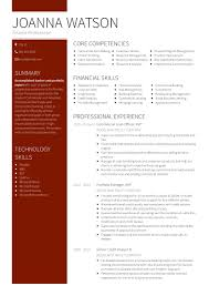 Resume Samples Research Analyst by 18 Best Banking Sample Resume Templates Wisestep