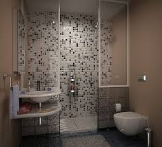 small tiled bathroom ideas small bathroom design ideas of neat blue mosaic tiles 2