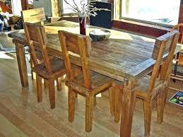 Rustic Farmhouse Dining Room Tables Dining Room Tables Farmhouse Style 833team