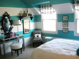 Modern Teenage Bedroom Ideas - bedroom stupendous modern teenage bedroom with striped bed