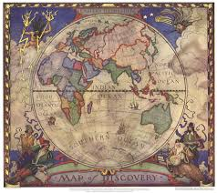 National Geographic Map Map Of Discovery Eastern Hemisphere Maps Com