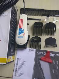 Jual Alat Cukur Wahl Asli jual alat cukur rambut di balikpapan kaltim alat cukur rambut