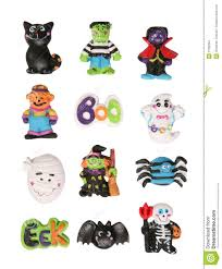 halloween characters stock images image 3135394