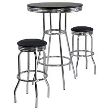 high table with stools costajoao com c 2018 05 round pub table and chairs