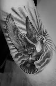 bird tattoo for men black ink animated flying death bird tattoo for men tattoobite com