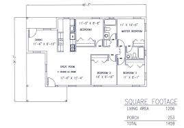 Metal Building Floor Plans With Living Quarters The Edison Lth Steel Structures