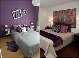 chambre aubergine et beige couleur aubergine et à quoi l associer dans chaque pièce