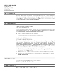 college resume sles 2017 sales resume for sales associate resume name