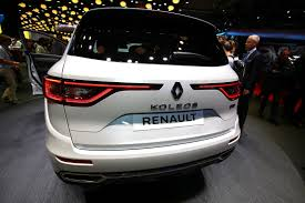 renault europe renault adds new koleos suv to its european range