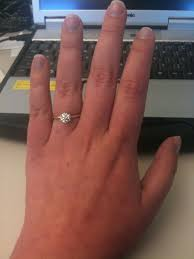 size 9 ring calling all with 8 ring size help let me see your rings