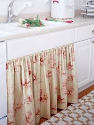 Curtains For Cupboard Doors Kitchen Cabinet Curtain Rods Curtain Blog