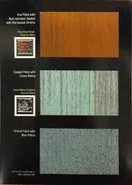 modern masters metal effects paints 6oz iron copper u0026 bronze