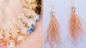 feather earrings online 14 online shops that sell trendy earrings spot ph