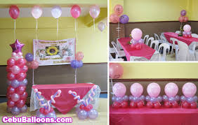 Home Balloon Decoration Hannah U0027s Party Place Balloon Decoration U0026 Party Needs Cebu
