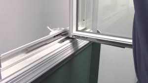 Casement Window by How To Remove And Install A Casement Window Sash Youtube