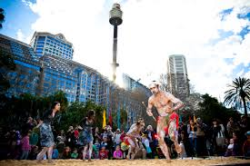 naidoc in the city deadly vibe