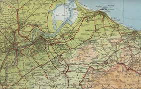 Yorkshire England Map by Middlesbrough Map