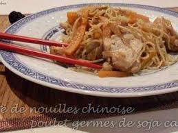 cuisiner les germes de soja recettes de germes de soja