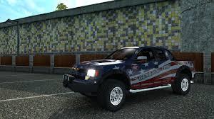 Ford Raptor Competitor - ford f150 svt raptor v2 3 1 27 car ets2 mod
