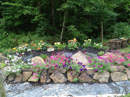 Garden Rock Wall by Musely