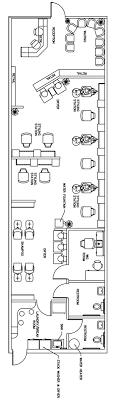 floor layout design salon floor plan design layout 1435 square salon