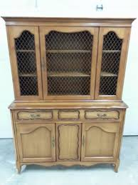 liberty blue 1960 u0027s china cabinet u2014 laura faye creations