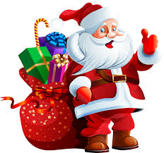 santa claus picture santa claus with big bag png clipart best web clipart