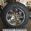 Best Result Customer Federal Couragia Mt 35x12 50x18 Wheel Tire Package 35