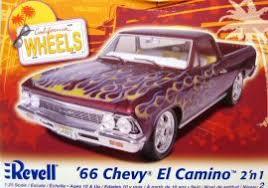 revell california ipms kit review revell 1 25 california wheels 1966 chevy el camino
