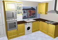 kitchen design my the simple of black and white on good looking