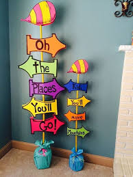 oh the places you ll go graduation party 50 creative graduration party ideas