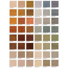 18 best wood stains images on pinterest color charts exterior