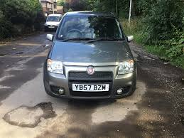 used 2007 fiat panda 100hp for sale in cheshire pistonheads