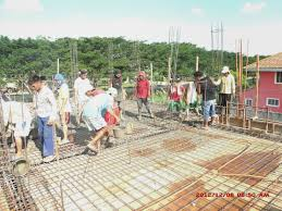 savannah trails house construction project in oton iloilo