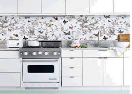 vinyl kitchen backsplash wallpaper for backsplash in kitchen kitchen backsplash designs