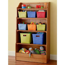 land of nod bankable bookcase 60 bankable bookcase lt honey in bookcases caddies the land