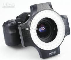 Best Ring Light Uled 60 Uwinka Led Micro Ring Lights Camera Video Light For Camera
