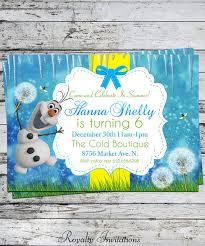 101 best party ideas disney u0027s frozen invites images on pinterest