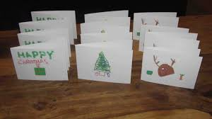 craft ideas for childrenu0027s christmas cards christmas card art