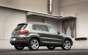 tiguan volkswagen 2012 2012 volkswagen tiguan sel 4motion first test photo u0026 image gallery