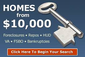 real estate auction listings bank foreclosures and hud properties